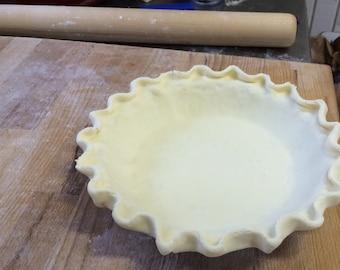 Fresh Gluten Free Pie Shell