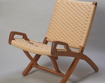 1960's Mid century  HANS WEGNER style teak wood