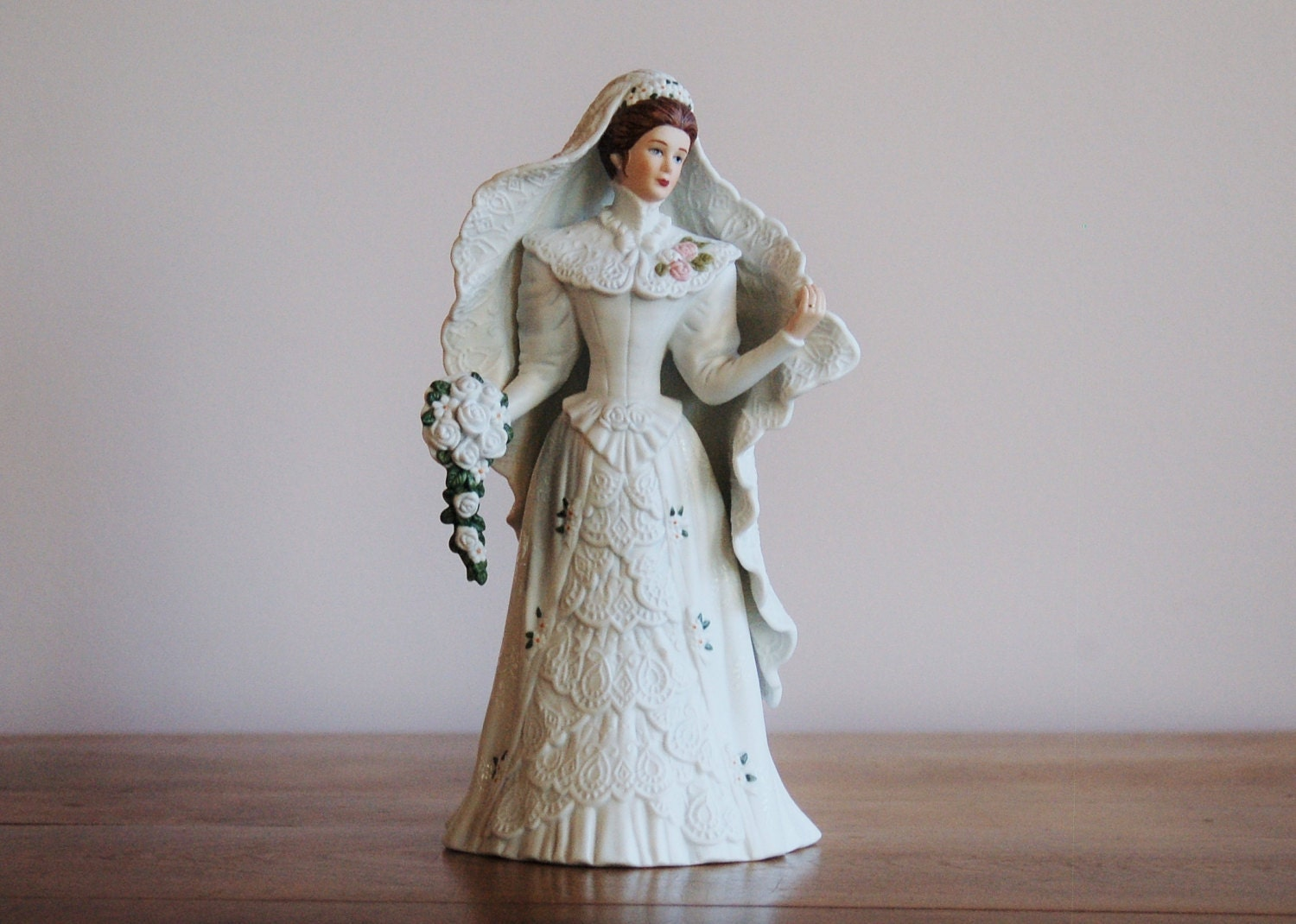 Lenox Wedding Gifts: Lenox Centennial Bride Figurine Lenox By CobblestonesVintage