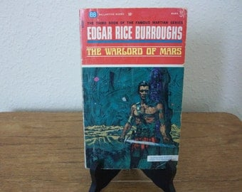 EDGAR RICE BURROUGHS the Third Book of The Famous Martian Series