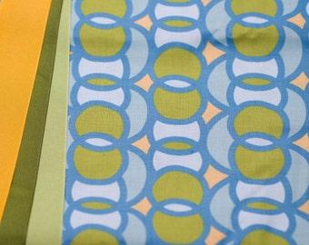 Full Circle - Plum Creek Knitting Project Bag - Choice of Size (1042)
