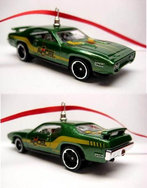 Corvette Christmas Ornament