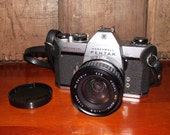 Pentax Spotmatic SP II 1970s SLR 35mm Film Camera