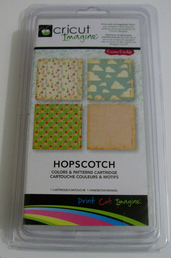 NEW Cricut Provo Craft Hopscotch and Elise by ...