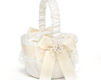 Elegance CC Flower Girl Basket