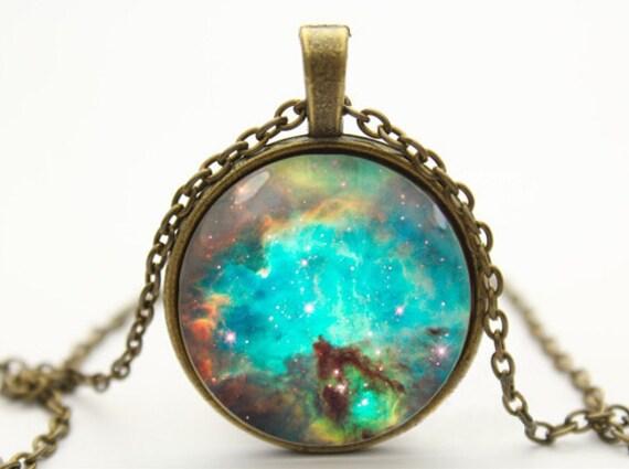 necklaces etsy nebula - photo #25