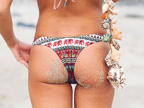 Brazilian Cut Bikini Bottoms 113
