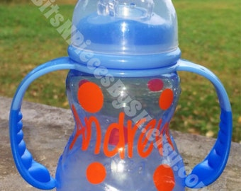 Personalized Nuby Sippy Cup