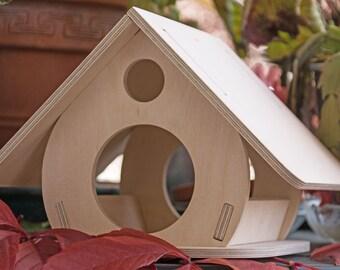 "Birdhouse - Aviary - Bird feeder ""KOBOLD"""