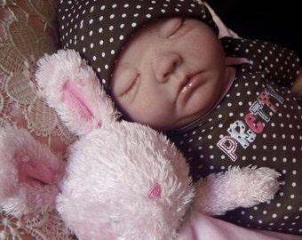 CHRISTMAS IN JULY Avery by Denise Pratt Custom Reborn Doll Little Darlins Nursery Rita Meese