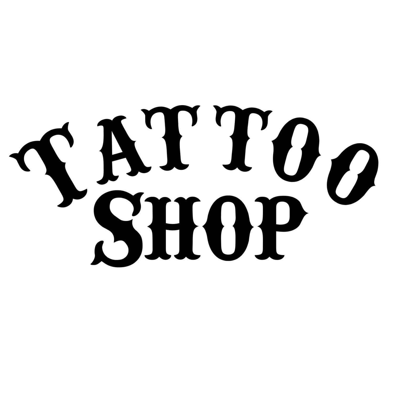 Vintage Tattoo Shop 7