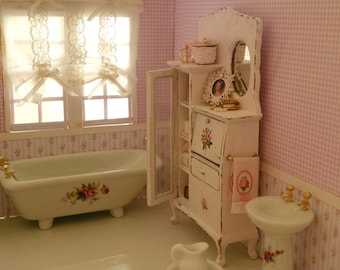 1/12 scale- dresser for the bathroom