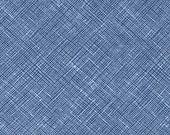 "Screen in Cadet from Architextures by Carolyn Friedlander, Robert Kaufman, Half Yard, 44"" wide, 100% cotton fabric, AFR-13503-338"