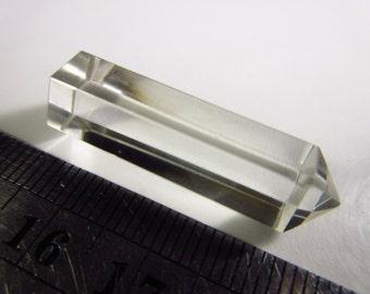 Cristal Quartz 30mm Natural Polished Quartz Gemstone Mineral N.472