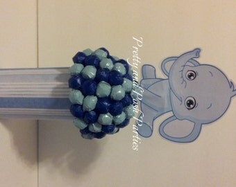 Elephant Candy Bouquets (Blue)
