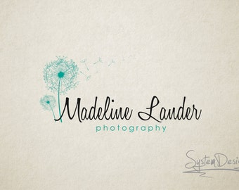 Premade logo and Photography logo - Watermark