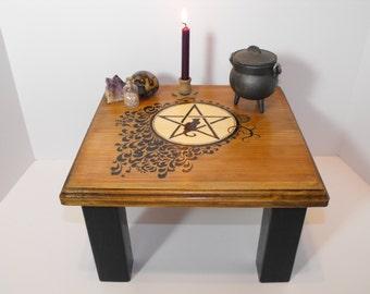 Art Nouveau Inspired Portable Altar