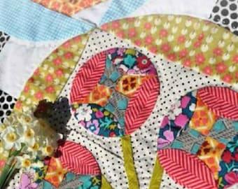 Bring Me Flowers Quilt Pattern - Jen Kingwell - Jen Kingwell Designs - JKD 5149