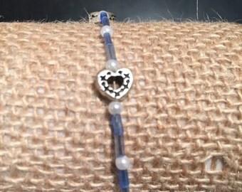 Heart beaded Bracelet