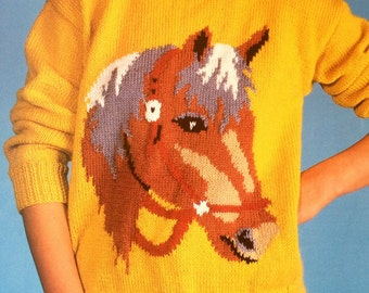 Popular items for intarsia pattern on Etsy