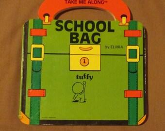 1985 Take Me Along School Bag by Elvira