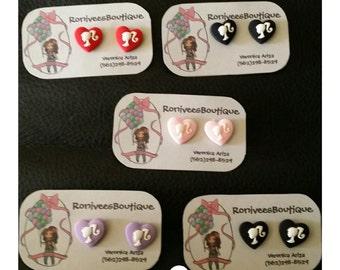 Barbie Earrings