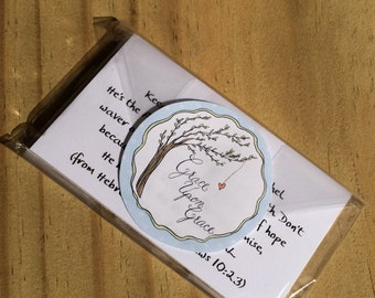 Personalized Scripture Cards, small set