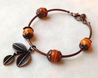 Fall Bracelet,