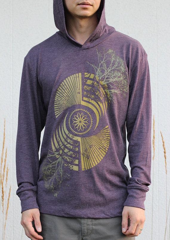 Sacred geometry hoodies