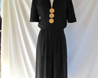 1950s dress vintage