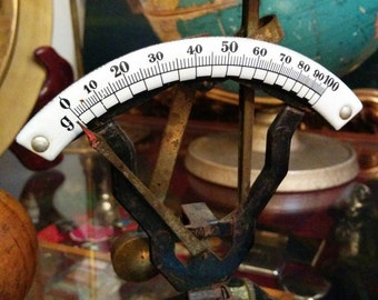 Antique Postage Scale