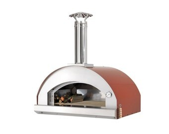 Step-by-step instructions on how to construct a pizza oven