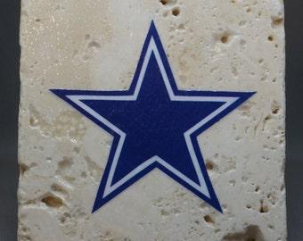 Dallas Cowboys Coaster (4-Pack)
