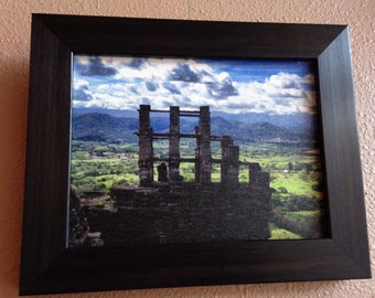 Ruins in Chiapas, Mexico Canvas