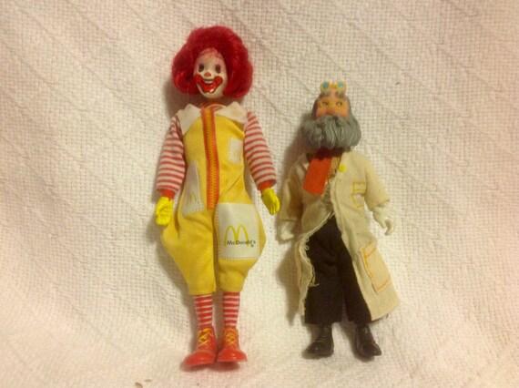 1976 mcdonald s mcdonaldland characters ronald mcdonald