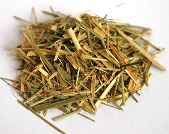1lb Dried Organic Lemongrass