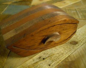 Cedar/Poplar Jewelry Box