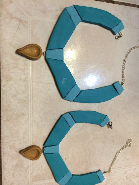 Pocahontas Inspired Necklace