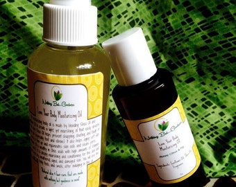 Love Your Body Moisturizing Oil