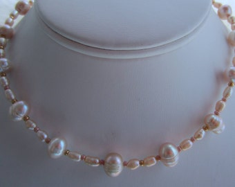 Pearl Something necklace