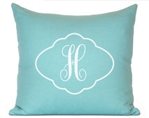 popular items for tiffany blue pillow on etsy. Black Bedroom Furniture Sets. Home Design Ideas