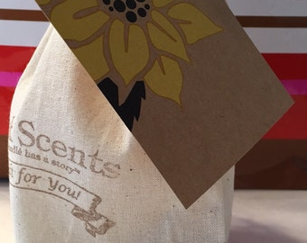 All Occasion Gift Wrapping for your Book Scents Candles