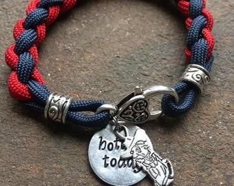 Ole Miss bracelet