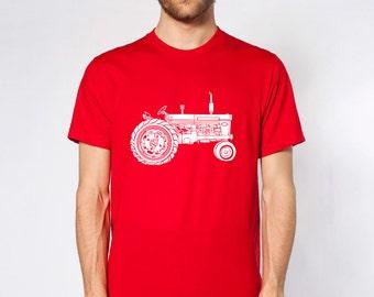 KillerBeeMoto: Vintage Tractor Short And Long Sleeve Shirt