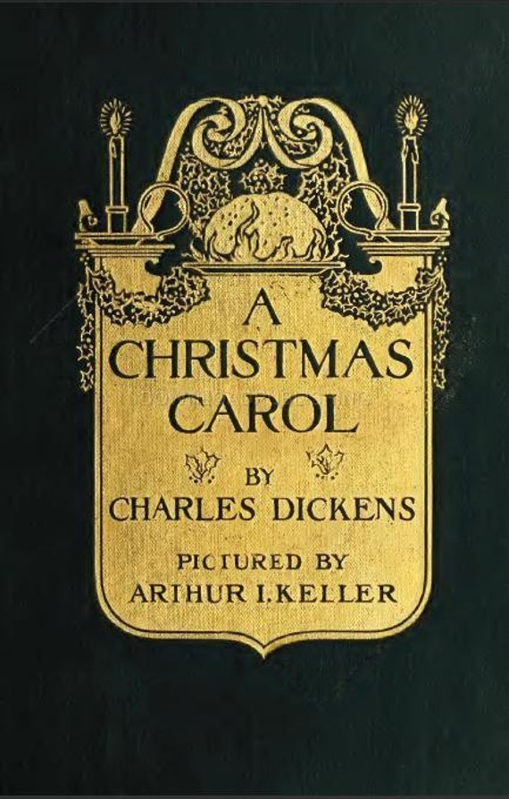 A CHRISTMAS CAROL Charles Dickens Classic by DownloadPublishing