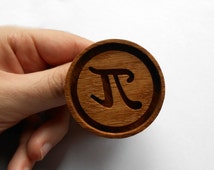 Pi cookie mold - including recipe and instructions