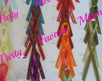 Personalized Ribbons, Personalized Wedding Ribbons, Personalized Baby  Shower Ribbons, Printed Ribbons Favor,