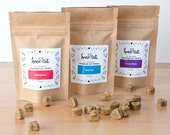 Cat Treats, Homemade All Natural Healthy Pet Treats for Cats and Kittens Made with Organic Catnip, 1 oz Pouch, Gourmet Organic, House of Cat