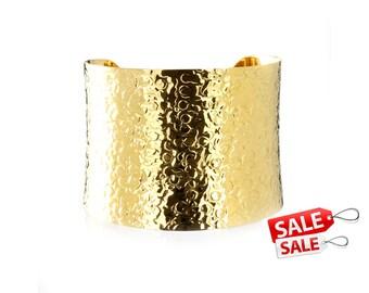 Gold Cuff Bracelet Gold Bracelet Cuff Hammered Brass Cuff Bracelet Brass Bracelet Cuff Wide Cuff Bracelet Gold Hammered Bracelet Cuff 144