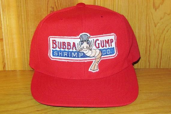 Bubba Gump Shrimp Hat Logo bubba gump shrimp co. forrest gump original ...